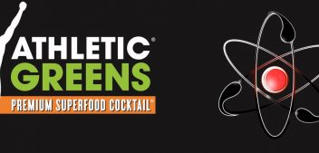 Athletic Greens & Fit for Life Partnership